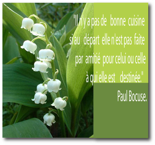 Mai. Citation du mois