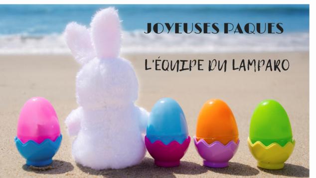 JOYEUSES PAQUES !!