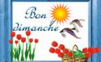 Menu  Dimanche 17 Avril midi. 28.00€ * Kir Pétillant et Ses Mises en Bouche * Salade Campagnarde  * Daurade Royale Vinaigrette à l'anchois * Coupe Pascaline.